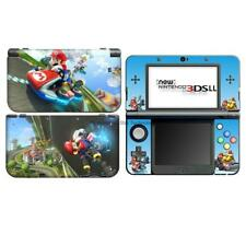 super Mario M racing 18 Decal Sticker Cover For Nintendo NEW 3DS XL LL Skins