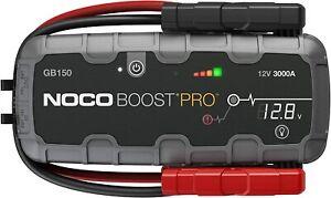 NOCO Boost Pro GB150 3000 Amp 12-Volt Ultra Safe Portable Lithium NEW (SE55)