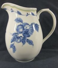 Noritake GOURMET BLUE 7963 Beverage Pitcher Large 80oz