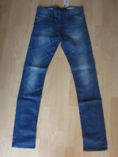 Cotton Extra Long Big & Tall Skinny, Slim Jeans for Men