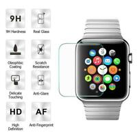 Tempered Glass Protective Film  Watch iwatch 1 2 3 Screen Protector 38/42mm