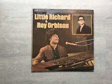 Little Richard&Roy Orbison-Vinyl Album