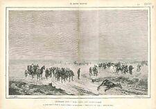 Guerre 1870-71 General Auguste-Alexandre Ducrot Amiral La Roncière-Le Noury 1874