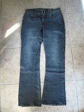 Levi's juniors jeans 518 bootcut dark wash