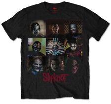 Slipknot - Masks 2  T SHIRT Size Extra Large
