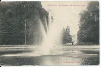 CPA 54-  Lunéville - Les Bosquets - Le Bassin des cygnes