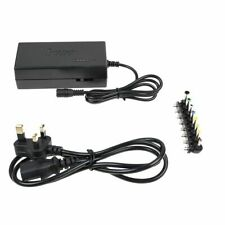 8 Size 96W 12-24V Universal AC/DC Laptop Charger Adaptor Power Supply Adjustable