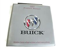 1997 BUICK DEALER SHOWROOM PRODUCT MANUAL FULL COLOR COMPLETE ALL MODELS RARE