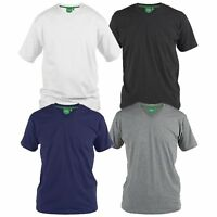 Mens Short Sleeved T Shirts By D555 Duke Big King Size