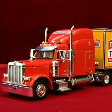 Rare New  - GATS DALLAS 2005 Peterbilt 379 & 53' Trlr - 1/64 DCP 30800