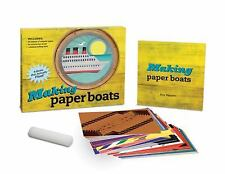 Science Make Boats Paper 9 that Actually Float! by Duy Nguyen (2010, Kit) Fu