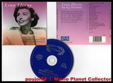"""LENA HORNE """"Lena Sings The Standards"""" (CD) 1995"""