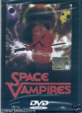 Space Vampires (1985) DVD NUOVO SIGILLATO Tobe Hooper Steve Railsback P. Firth