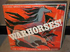 U.S.AIR FORCE BAND warhorses - SEALED -