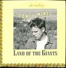 AL CORLEY - LAND OF THE GIANTS - CARDBOARD SLEEVE CD MAXI