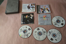 Final Fantasy VII 7 Black label Sony PlayStation 1 psone ps1