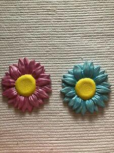 Decorative Plaster Flowers