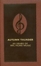 Various Artists - Autumn Thunder: 40 Years NFL Films Music (Original Soundtrack)