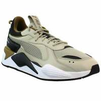 Puma Rs-X Core Lace Up  Mens  Sneakers Shoes Casual   - Black