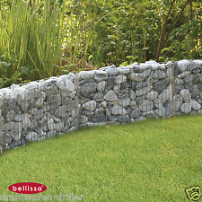 Gabionekorb Gabione 600x300x100 mm Steinkorb Steinmauer Mauergitter  [24864]