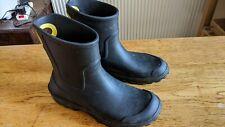 Croccs Wellies Boots Rain Black Size M9