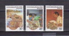 COCOS IS 1985 Cocos customs set MUH
