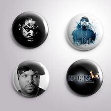 4 ICE CUBE -  Pinbacks Badge Button 25mm 1''