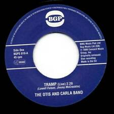 OTIS & CARLA BAND Tramp /LOUISE MCCORD Better Get A Move On NEW FUNK SOUL 45 7""