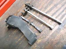 2005 Kawasaki Z750s ZR750K Engine Motor Mount Kit Bolts Hardware