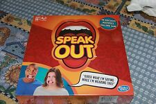 HASBRO GAMING SPEAK OUT THE RIDICULOUS MOUTHPIECE CHALLENGE GAME (BRAND NEW)