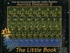 Book of 3-Dimensional Stereographic Images - The Little Book Another Dimension 2