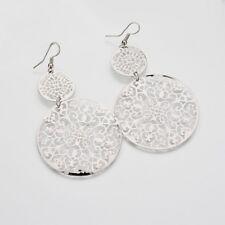 Bohemian Long big Earrings For Women Jewelry Hollow Dangle Earrings Vintage