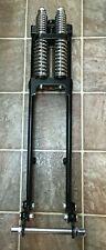 "DNA 20"" Black Narrow Springer Front End Kit Harley & Chopper Bobber New"