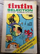 tintin pocket selection 16 1972 récits complets michel vaillant red dust