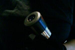 "Celestron - 17 mm Plossl Ocular - Multi Coated  (1.25"") +  Lens Caps  (Vintage)"
