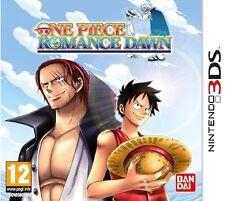 ONE PIECE ROMANCE DAWN TEXTOS EN ESPAÑOL NUEVO PRECINTADO 3DS