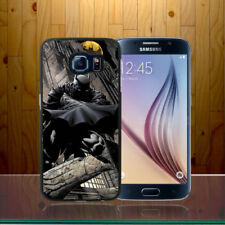 Superhero Rigid Plastic Cases & Covers for Samsung