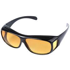 Unisex HD Vision Driving Sunglasses Wrap Around UV Glasses  Seen TV Anti Glare U