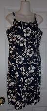 Woman's Hilo Hattie Hawaiin Print Short Dress Size 10