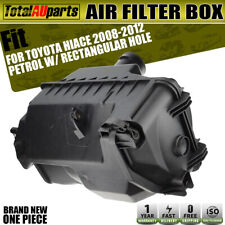 Air Filter Cleaner Box for Toyota Hiace With Rectangular Sensor Hole 2008-2012