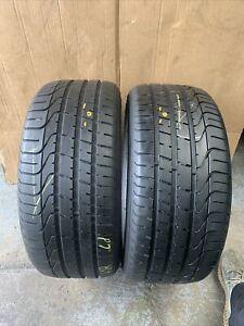 255 35 R 20 97Y XL AO Pirelli P Zero Full Set 2553520 Tread(6+mm) Fitting Availa