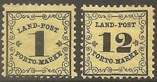 Baden German & Colonies Postage Stamps