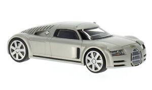 Audi Rosemeyer 2000, aluminium, 1:43, BoS-Models