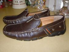 """ MINIMUM "" MOCCASIN STYLE SLIP ON LOAFER SHOES - SEE PHOTOS  - EXCELLENT - 10 M"