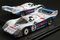 EBBRO 1:43 SCALE MATSUDA COLLECTION PORSCHE 956 WEC JAPAN 1983 DIE CAST MODEL