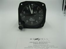 United Instruments Altimeter 5934PAM-1 Tested with 8130