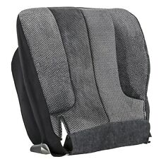 Fit 2003-2005 Dodge Ram 1500 2500 SLT -Driver Side Bottom Cloth Seat Cover Gray