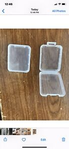 400 x CF Memory Card Cases Protection Plastic Box for CF Compact Flash Card New