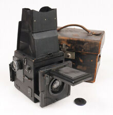 Ensign Special Reflex 2x3 SLR c.1935 ~ Houghton-Butcher/Like RB Graflex - BEAUTY