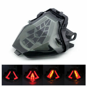 Integrated LED Tail Light Turn Signals For YAMAHA MT07 FZ07 2014-2017 MT-07